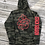 Thumbnail: Camo/Red Stack Season Hoodie