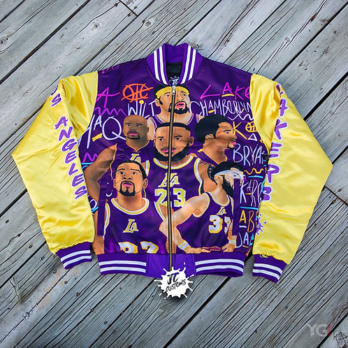LA GOATS BOMBER (ADULTS)