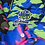 Thumbnail: Stack Season Blue/Green Camo Coat