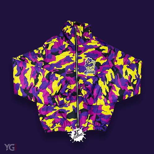 Stack Season Purple / Yellow jacket