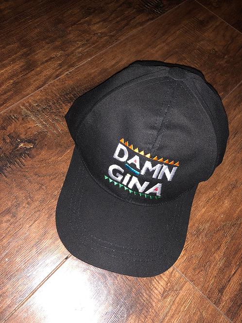 DAMN GINA DAD HAT