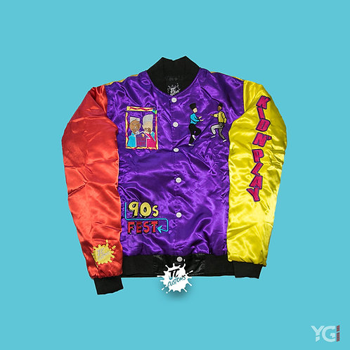 New House Party Bomber Est. 1990