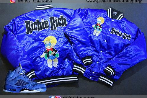 Richie Rich Bomber Jacket
