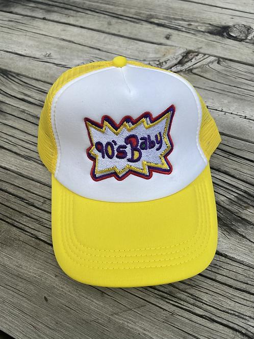 90s Baby Trucker Hat