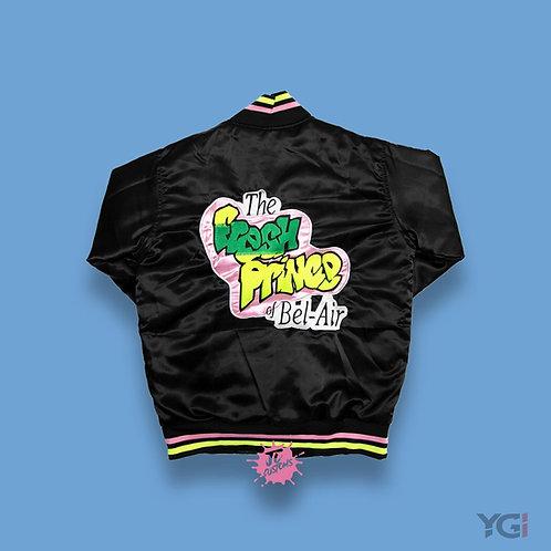 Youth / toddler Black Fresh Prince Jacket