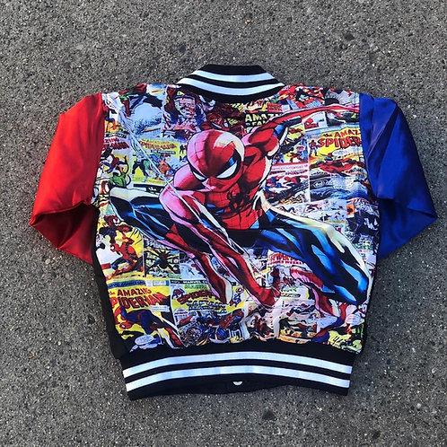 Spider man Bomber
