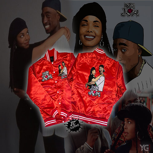 Poetic Justice Bomber