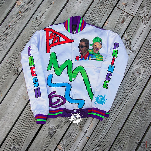Will & Jazz Fresh Prince Bomber