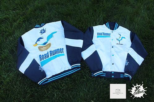Road Runner Bomber Jacket