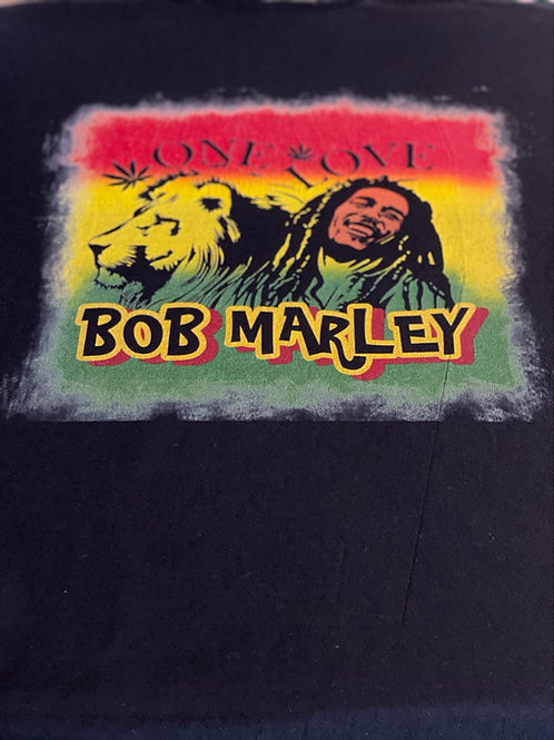 One Love Bob Marley Tee shirt