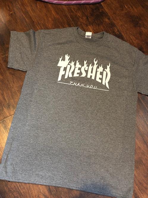Cool Grey Fresher T-shirt
