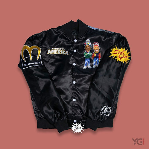 Coming To America Bomber