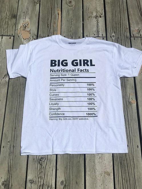 BIG GIRL TEE