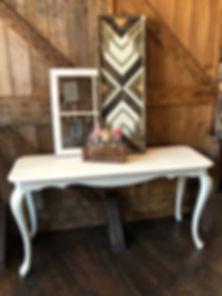 sofa table entry table