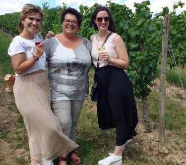 Fahrende Weinprobe in Zeiten von Corona
