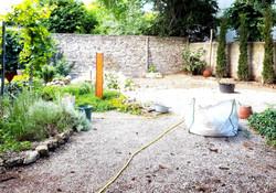 Zypressen Garten