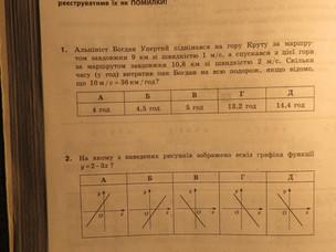 Білет ЗНО №34