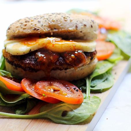Bean Burger Recipe