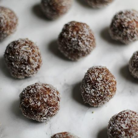 Date & Almond Bites Recipe