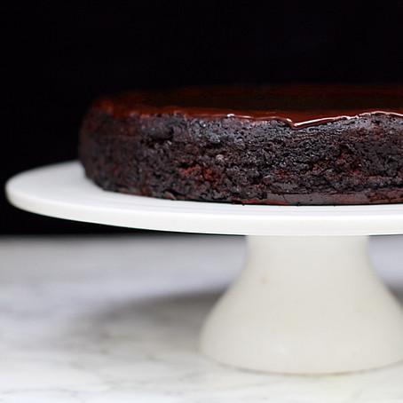 Ginger & Chocolate Torte Recipe