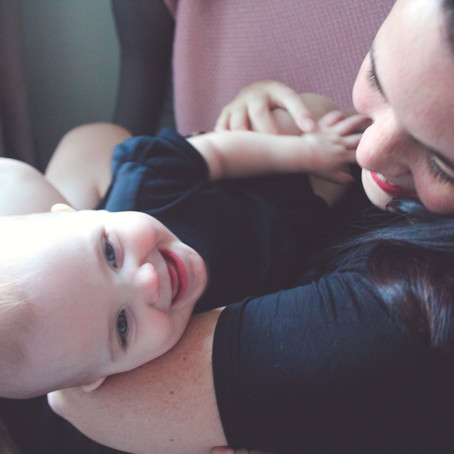 Why I Decided to be a SAHM