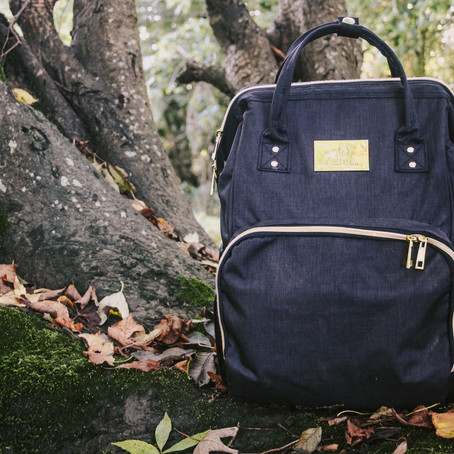 Lusso Babies Changing Bag - Review