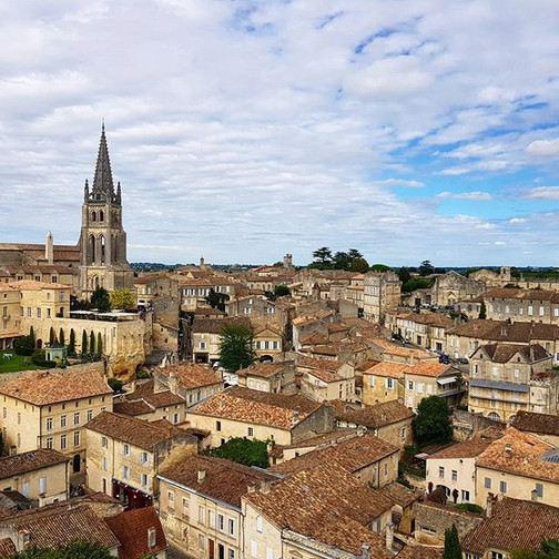 We had such a lovely day trip to Saint-Emilion today filled with lots of lush views like this one 📷 #peaktourist #france #saintemilion #expl