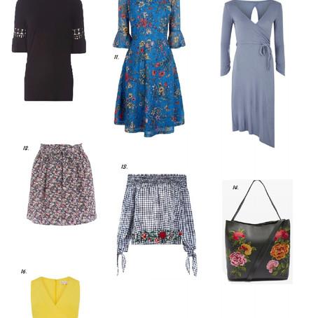 Twenty Favourite Summer Sale Buys