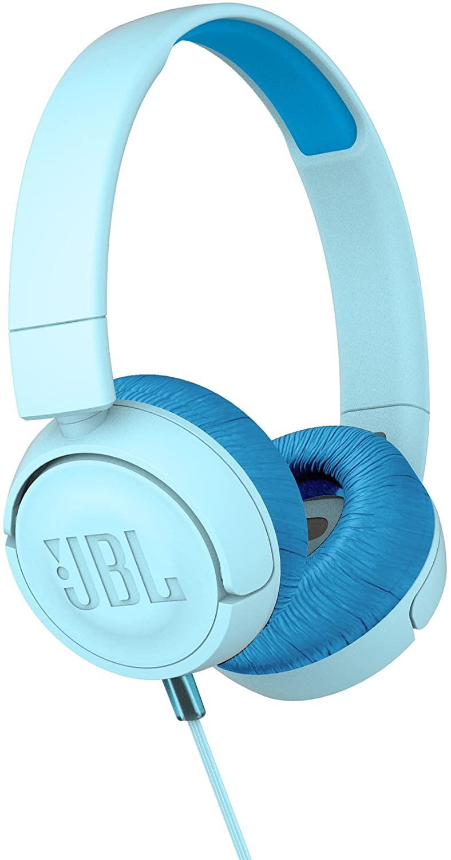 Amazon.com: JBL JR 300 - On-Ear Headphones for Kids - Blue ...