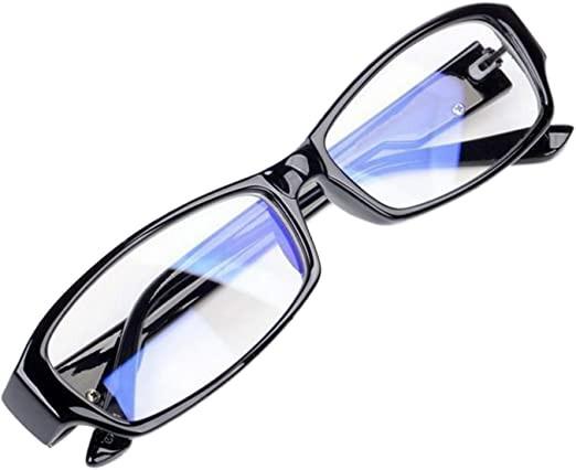 Amazon.com: Anti Blue Light Glasses Computer Reading Eyeglasses ...