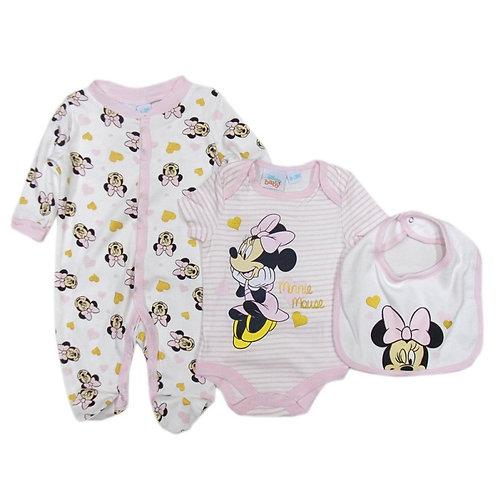 Official Minnie Mouse Sleepsuit Set