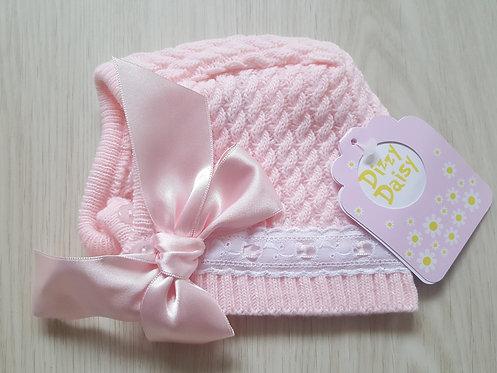 Spanish Knitted Bonnet