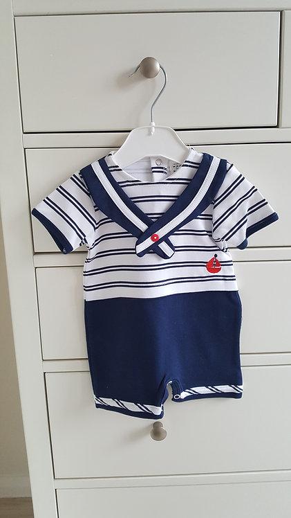 Striped Sailor Set