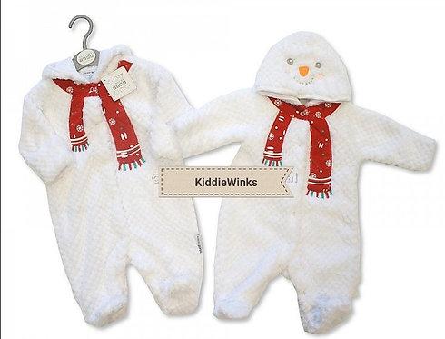 Snowman Snowsuit