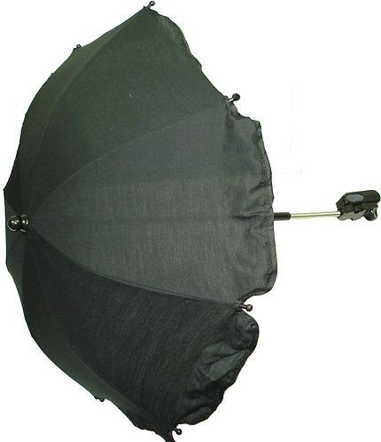 Black Universal Parasol