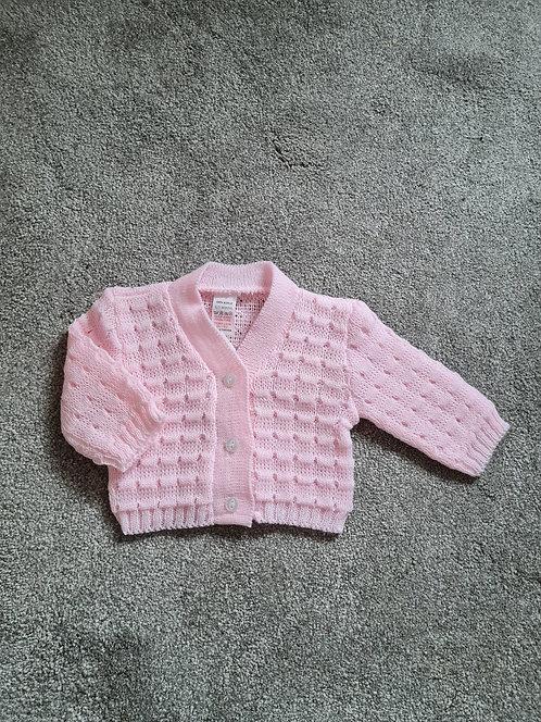 Baby Pink Cardigan