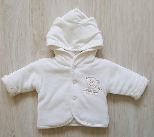 Premature Cream Warm Teddy Coat