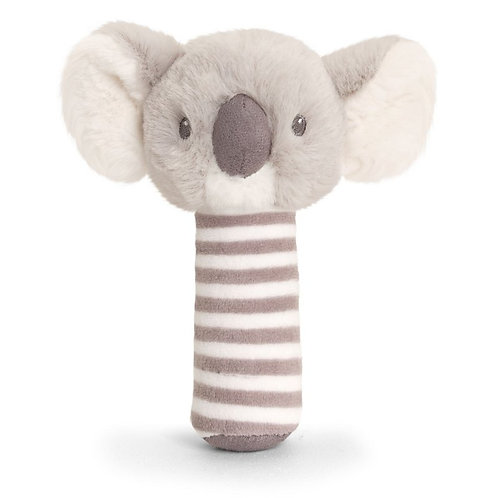 Koala 14cm Stick Rattle