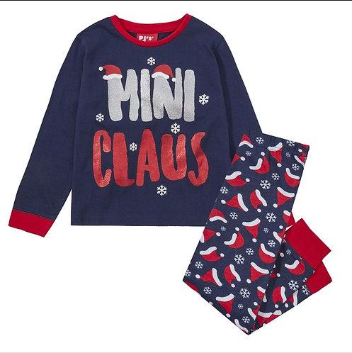 Mini Claus Christmas Pyjamas