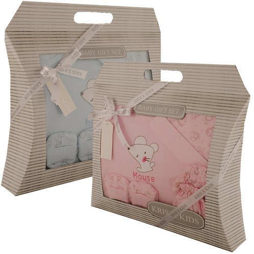Mouse 4 Piece Gift Set