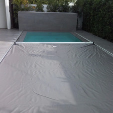 Deckmount Existing Zero Edge Pool