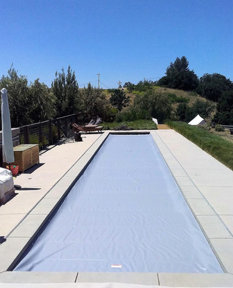 Underguide Pool Cover System