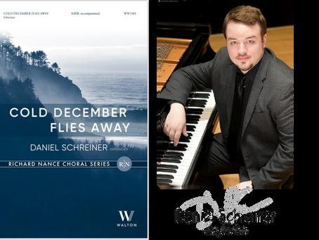 Daniel Schreiner gets published with Walton Publishing!