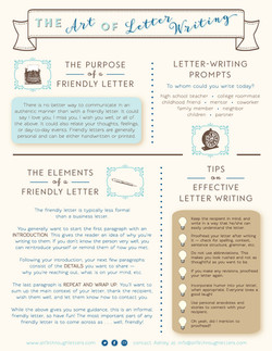 AD Letter Writing One-Sheet (front)