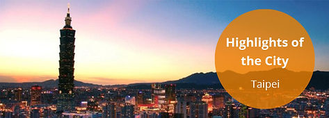 Taiwan Tour Private Customized Topology Travel Taiwan Taipei