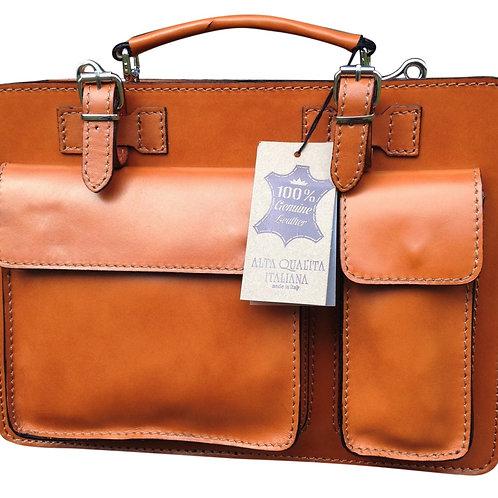 Garda Tan Briefcase