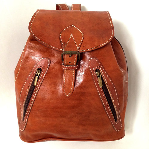Gulietuio Leather Backpack