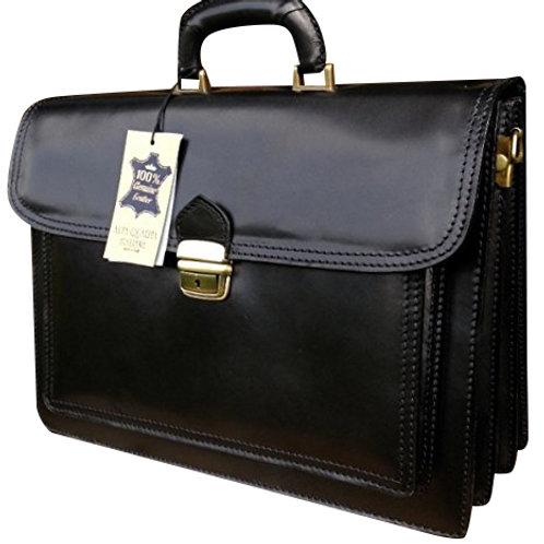 """16"""" Black Libao Briefcase"""