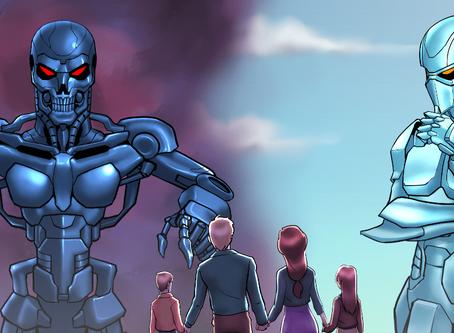 Artificial Evil versus Artificial Empathy