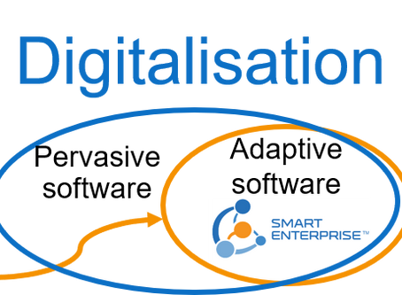 Adaptive software, low cost digitalisation